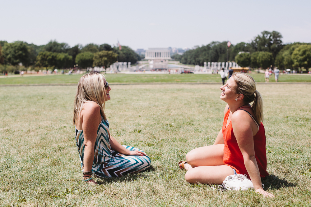 Flytographer Vacation Photographer in Washington DC - Elisenda