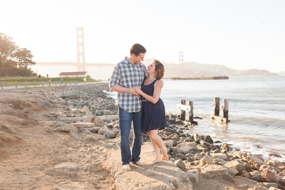 San Francisco Anniversary Shoot Vacation Photographer Flytographer