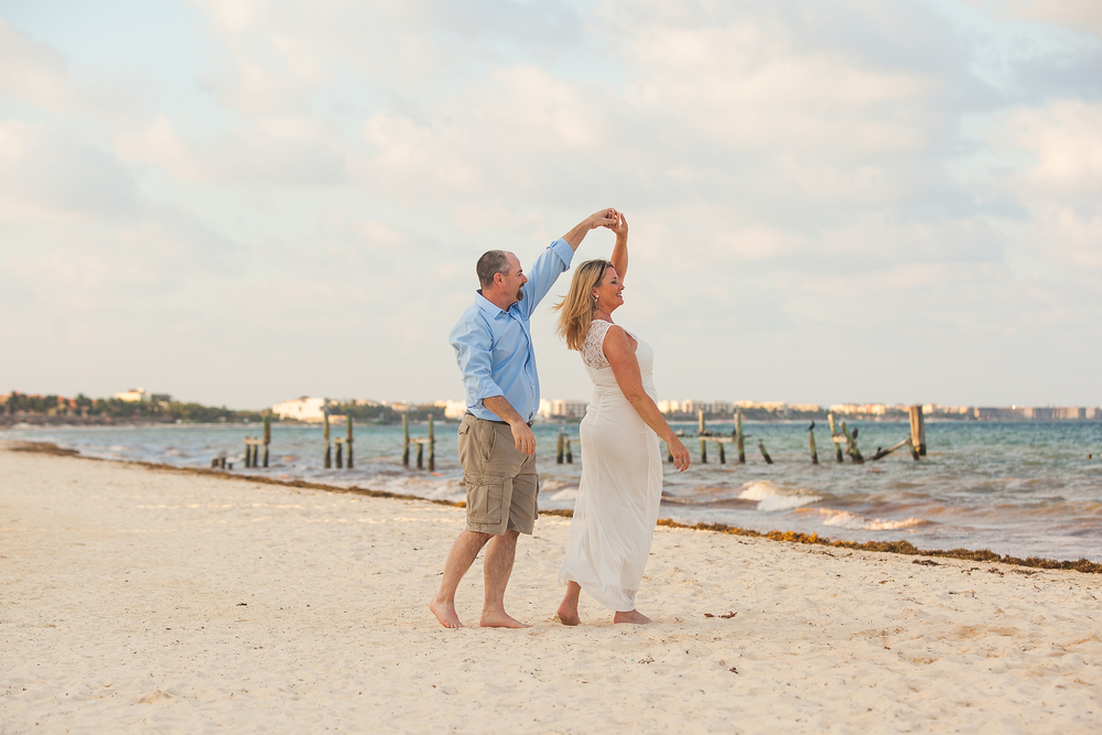 Flytographer Cancun Vacation Photographer - Santi