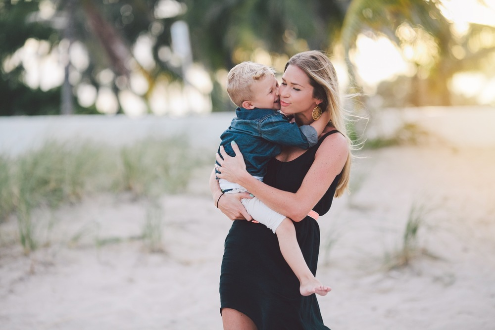 Family Beach Shoot in Ft. Lauderdale | Ft. Lauderdale Vacation Phohtographer