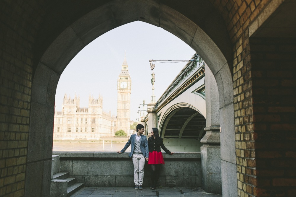 Anniversary Trip in London and Edinburgh | Vacation Photographer