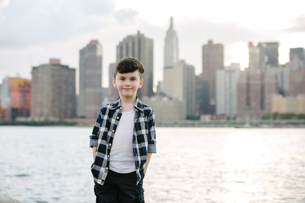 Family Vacation in New York City | NYC Vacation Photographer