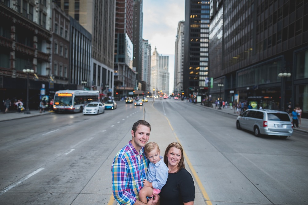 Flytographer: Michael in Chicago