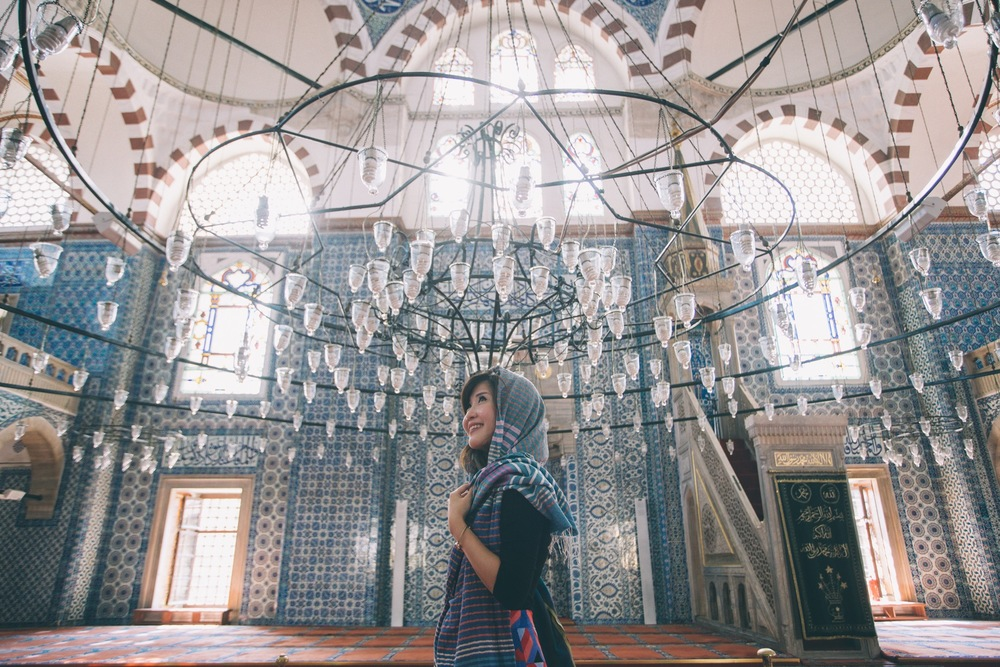 Solo Vacation in Istanbul | Istanbul Vacation Photographer