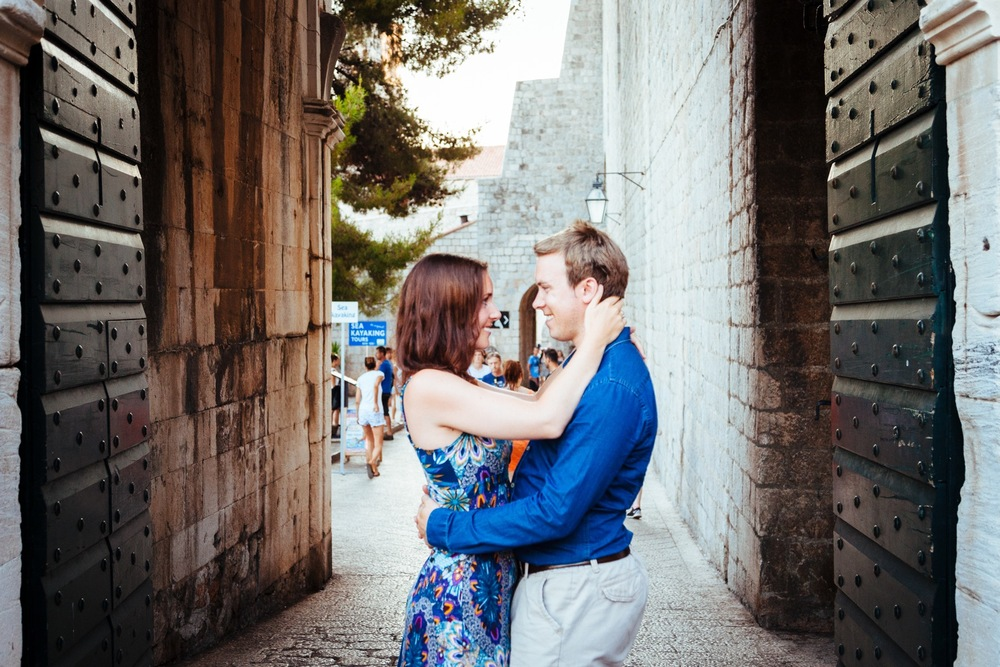 Dubrovnik and Venice Honeymoon Shoot | Venice and Dubrovnik Vacation Photographer