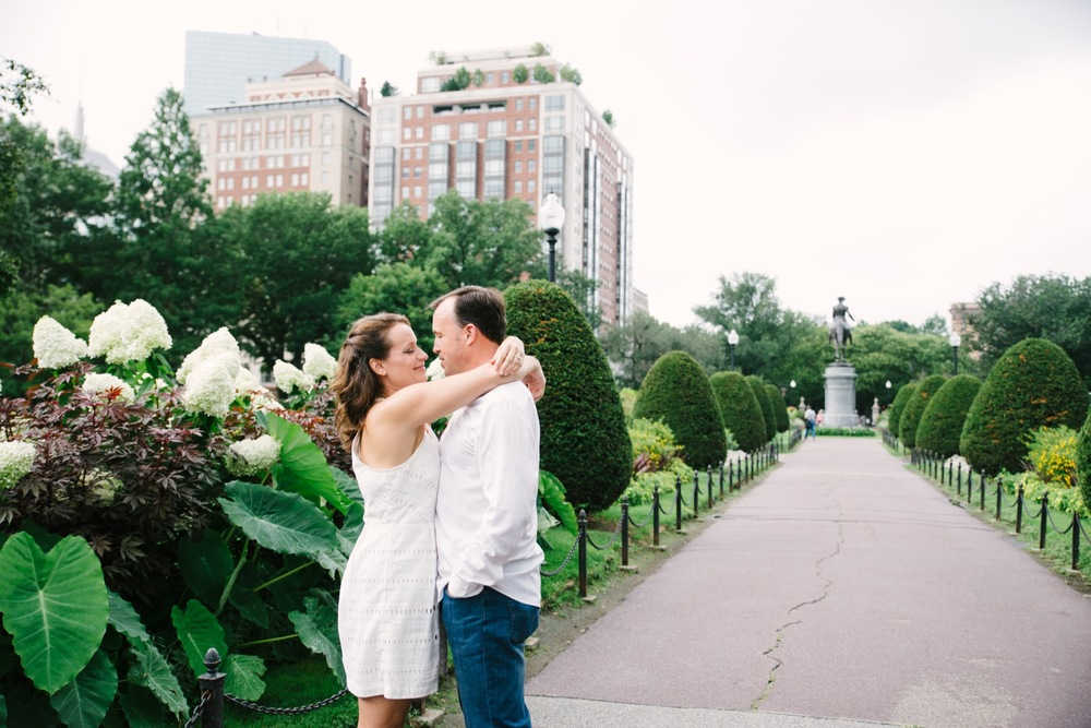 Boston Engagement Shoot | Boston Vacation Photographer