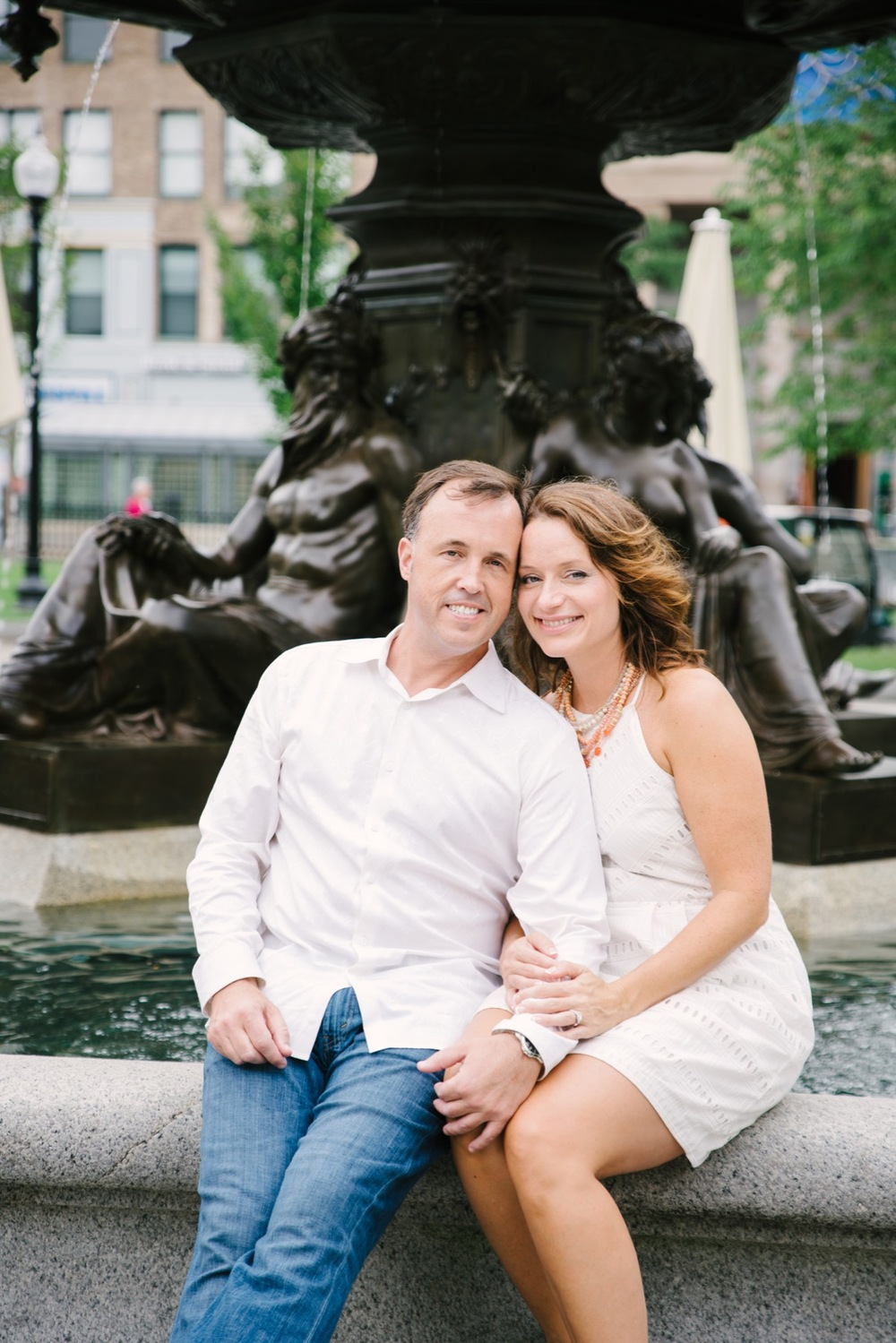 Boston Engagement Shoot | Boston Vacation Photographer