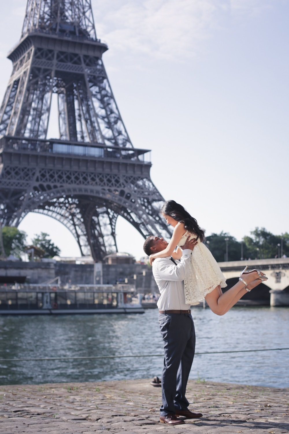 Paris Engagement Photos | Paris Vacation Photographer