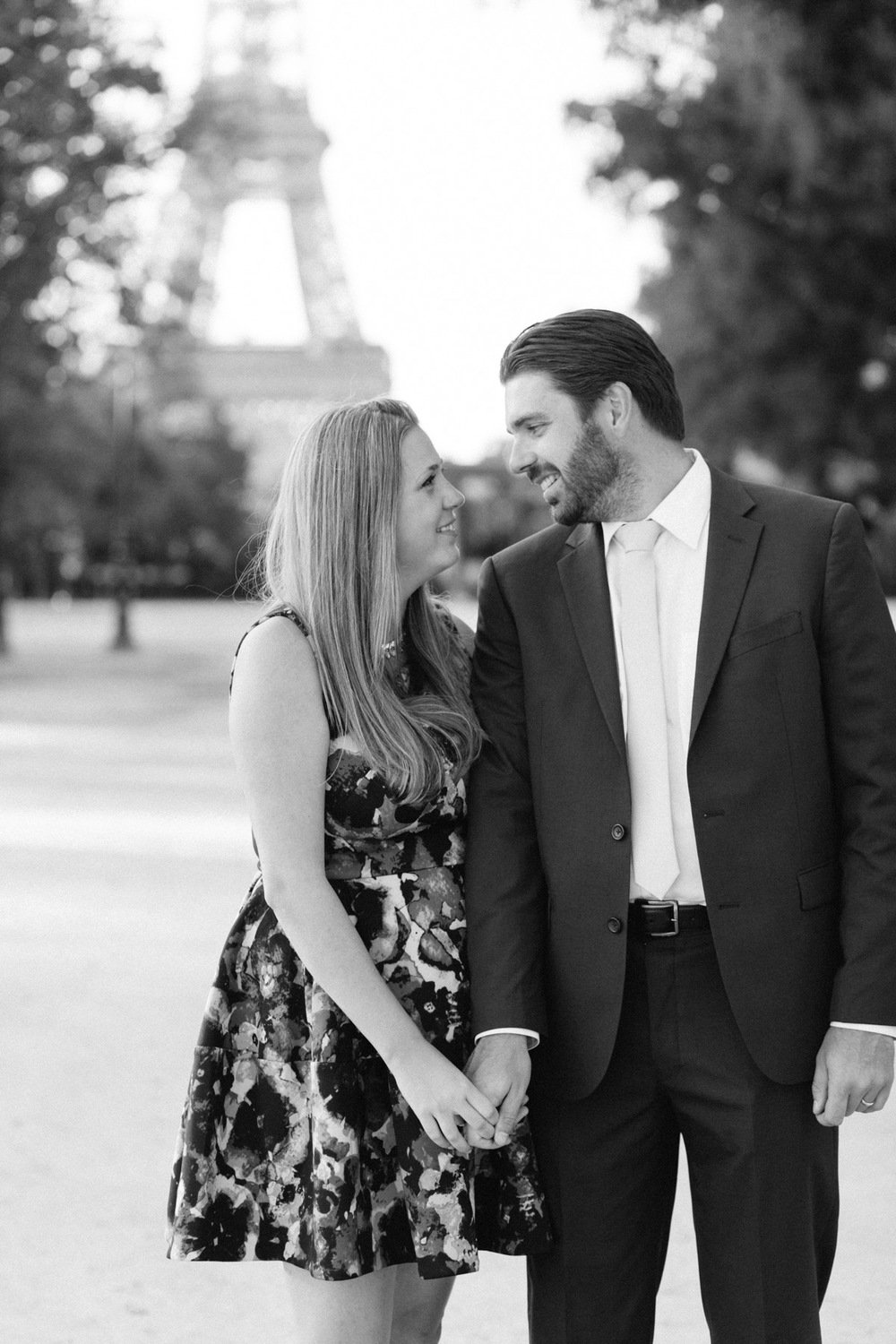 A Parisian Honeymoon Getaway | Paris Vacation Photographer