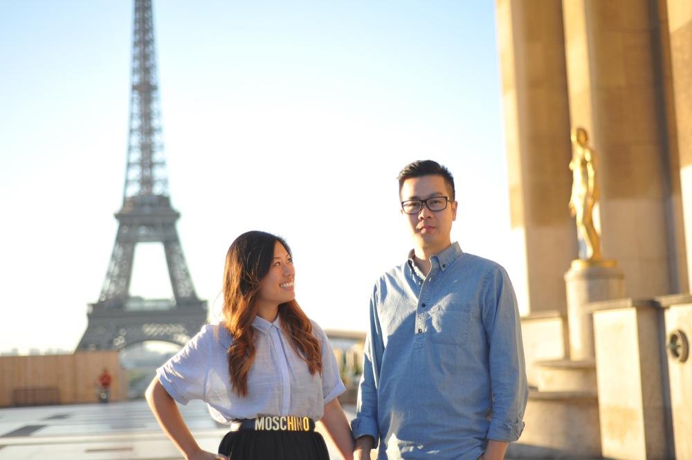 Surprise Babymoon in Paris | Paris Vacation Photographer