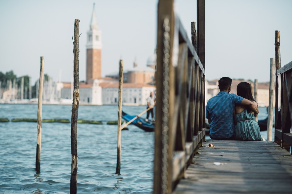 European Getaway Grand Finale in Venice | Venice Vacation Photographer