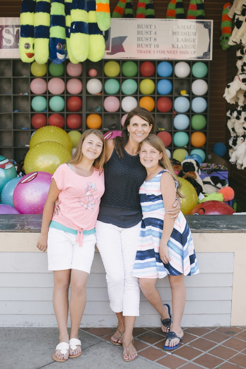 Mother Daughter Trip to San Diego | San Diego Vacation Photographer