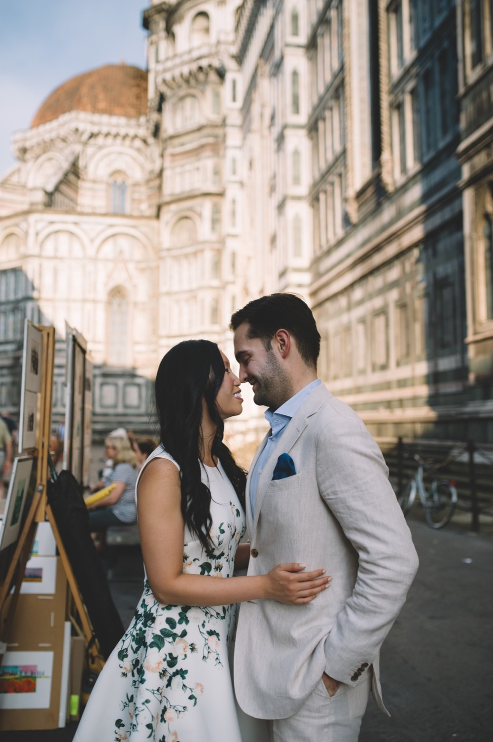 Honemoon in Italy | Venice and Florence Vacation Photographer
