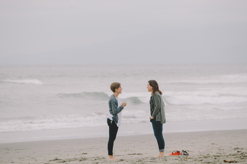 San Francisco Proposal Photographer | Flytographer