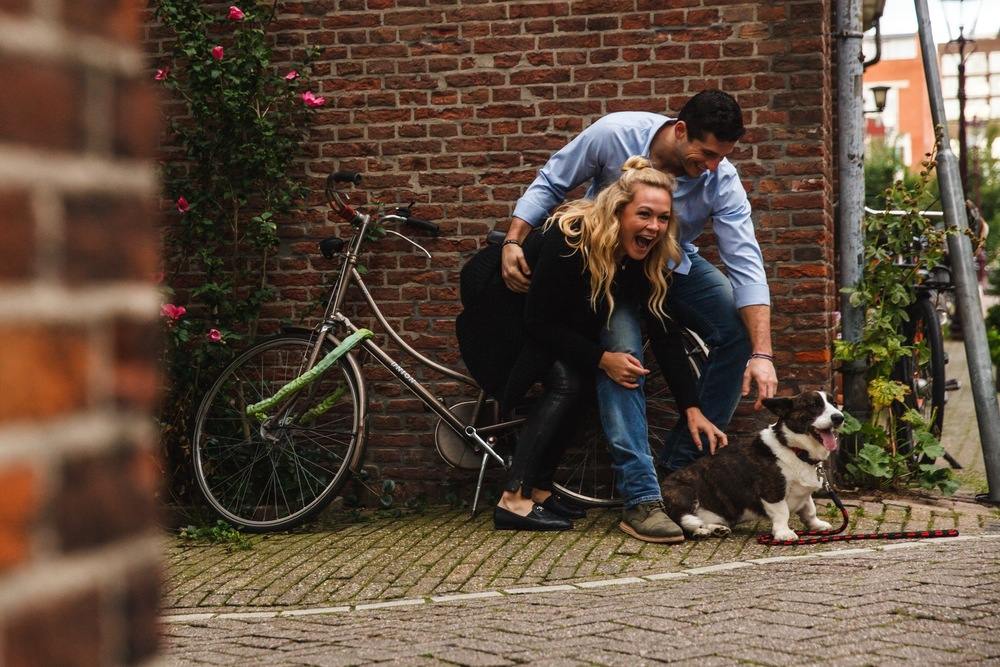Couples Vacation in Amsterdam | Amsterdam Vacation Photographer