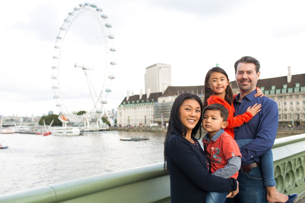 Family Vacation in London | London Vacation Photographer