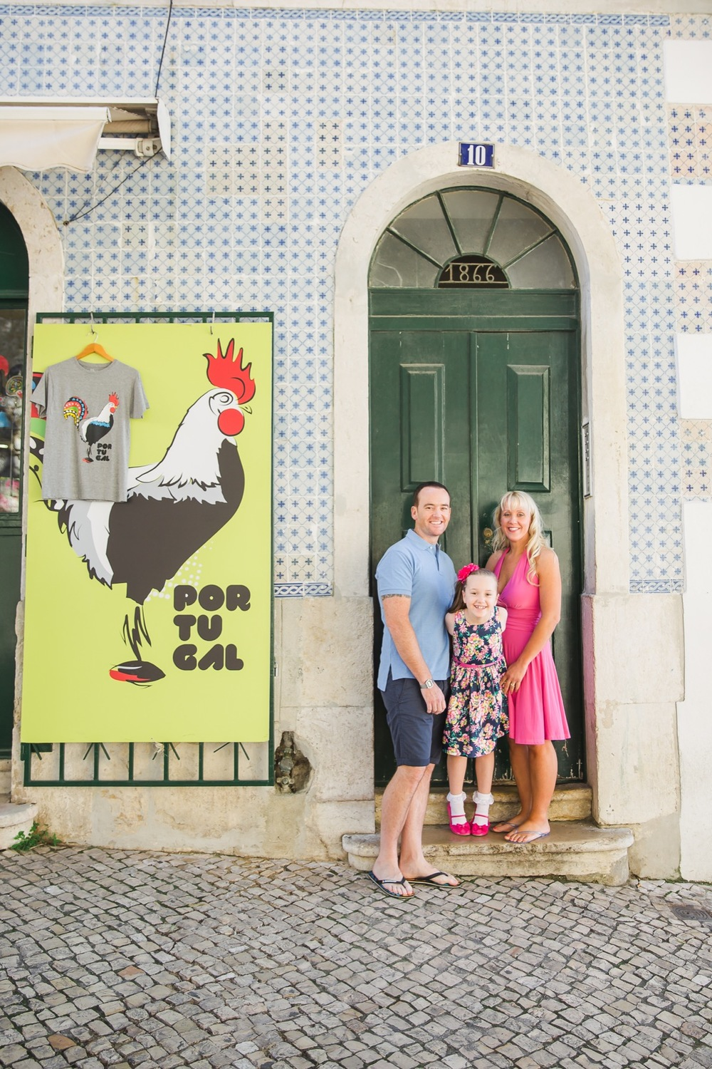 Family Travel in Lisbon | Flytographer Vacation Photography