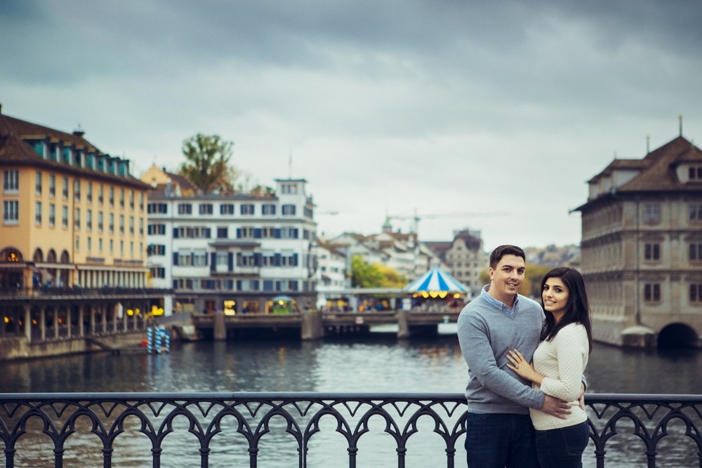 Flytographer: Veronika in Zurich
