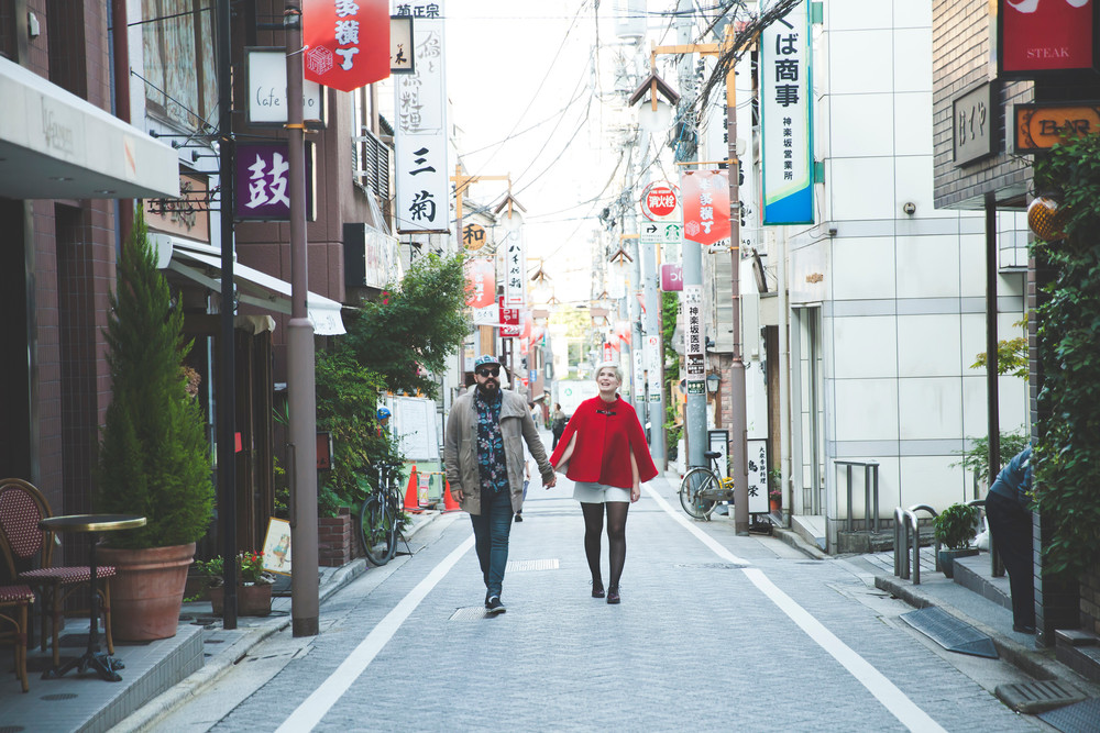 FLYTOGRAPHER Tokyo Vacation Photographer