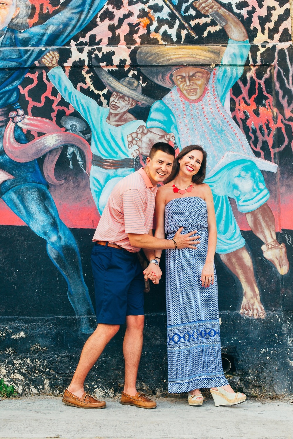 Full Circle Babymoon Celebration | Paris and Mexico Vacation Photographer