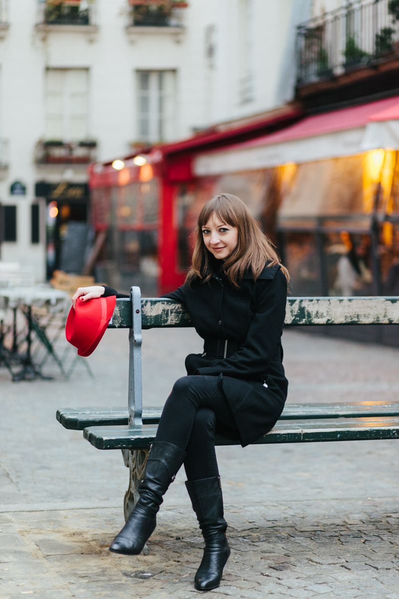 FLYTOGRAPHER Paris Vacation Photographer