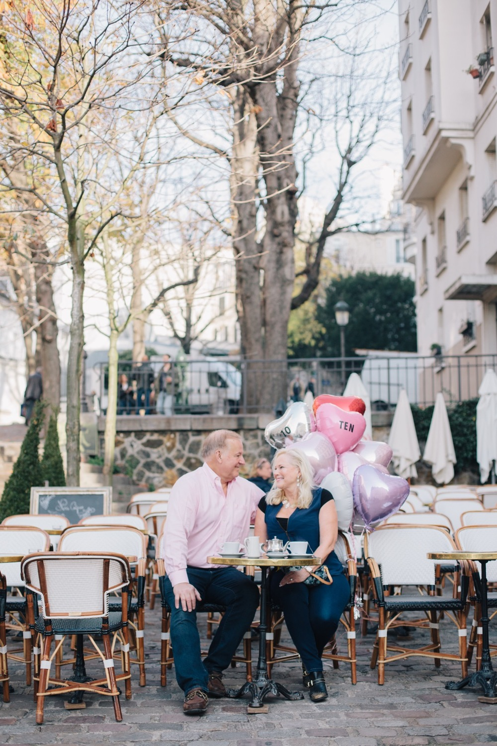Anniversary Vacation in Paris | Paris Vacation Photographer