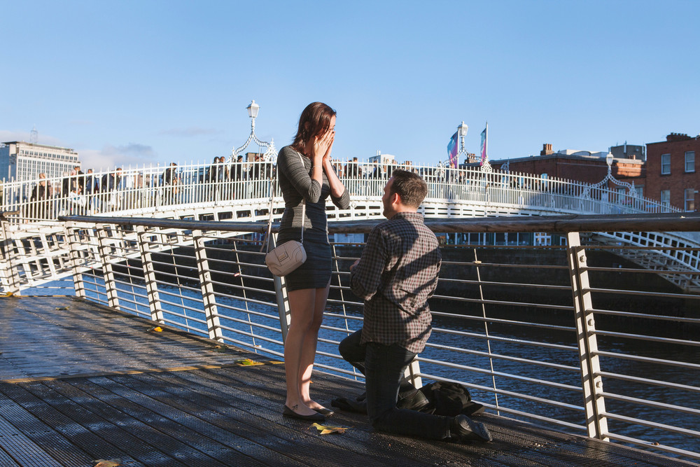 FLYTOGRAPHER Vacation Proposal Photographer in Dublin