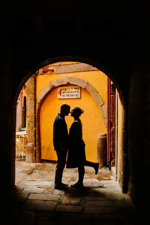 Flytographer: Ivo & Vanessa in Porto