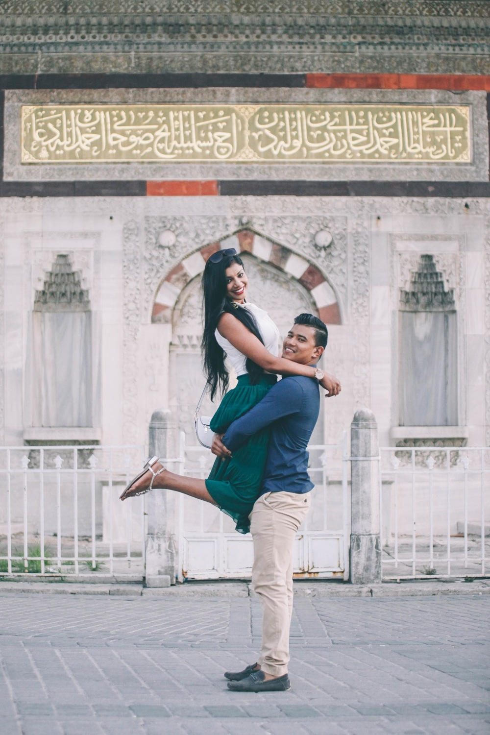 Romantic Istanbul Honeymoon | Istanbul Vacation photographer