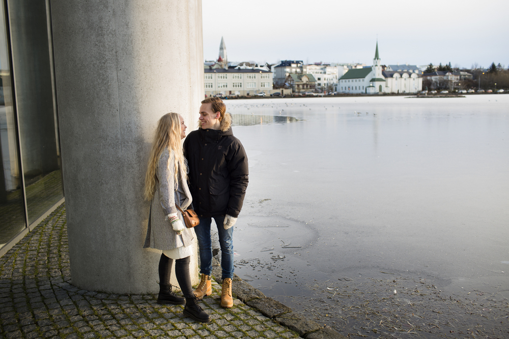 FLYTOGRAPHER Vacation Photographer in Reykjavik - Rakel