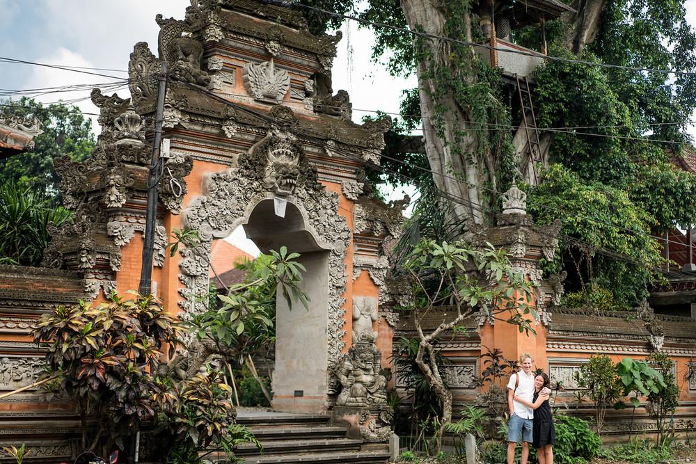 Flytographer: Bayu & Vony in Bali
