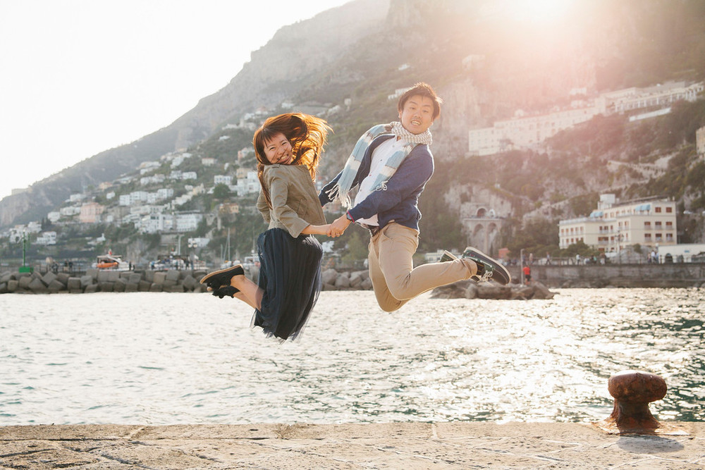 FLYTOGRAPHER Vacation Photographer in Amalfi Coast