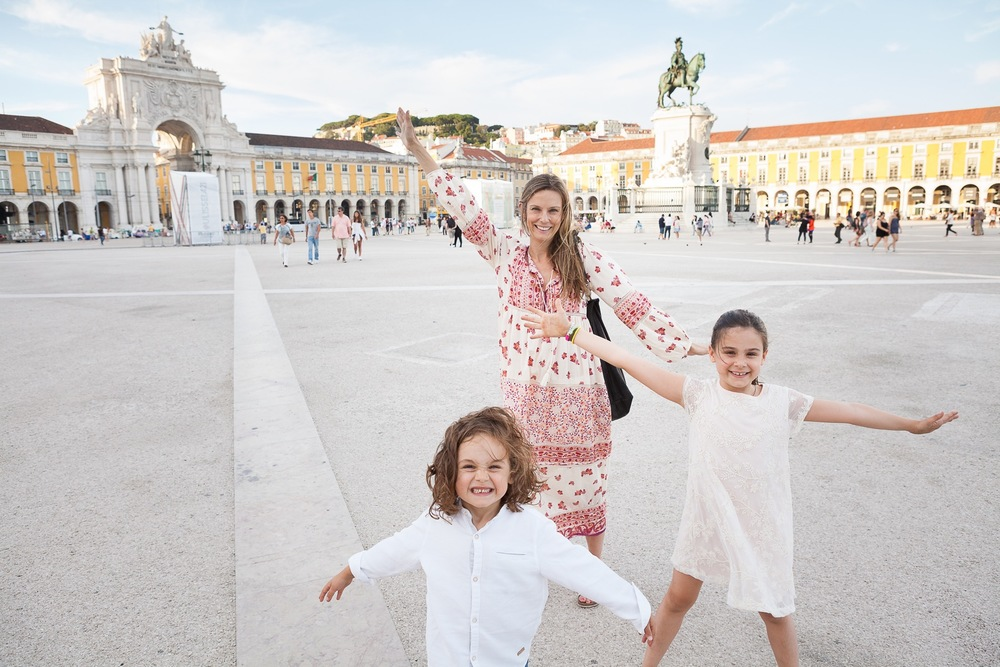 FLYTOGRAPHER Vacation Photographer in Lisbon