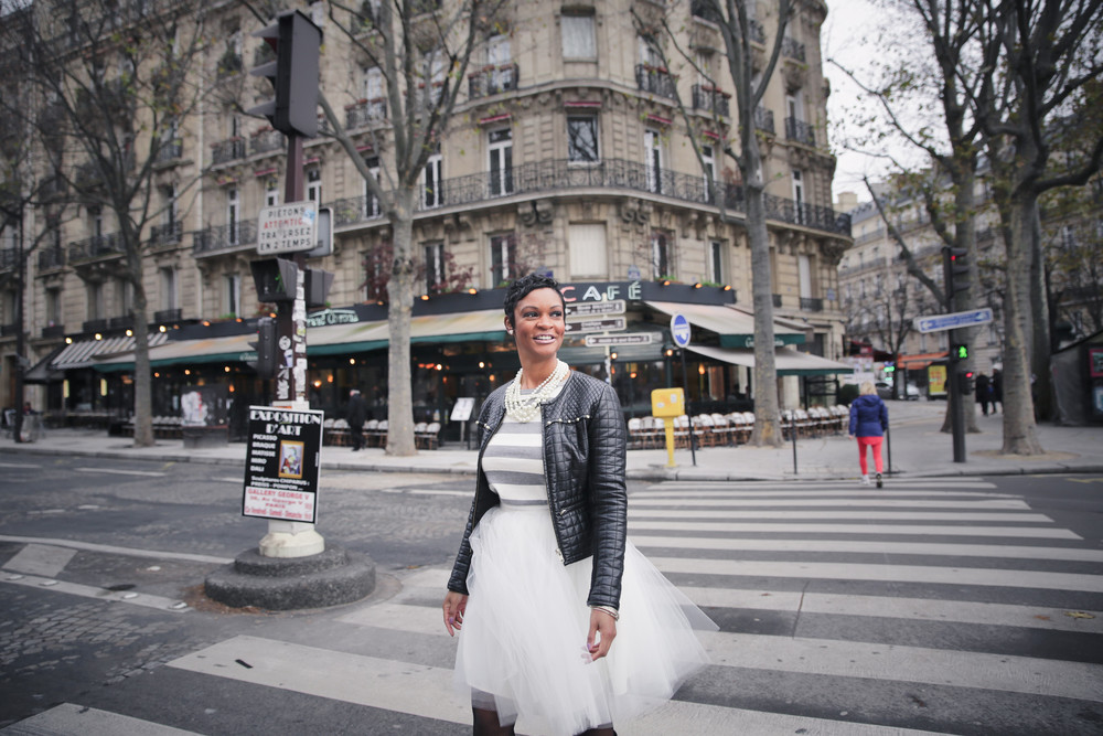 Flytographer Vacation Photographer in Paris - Lucille