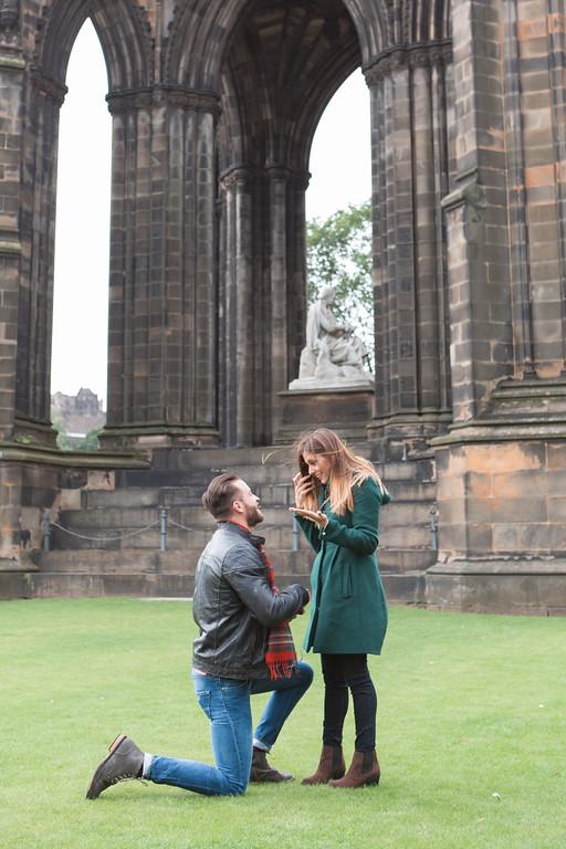 FLYTOGRAPHER Vacation Photographer in Edinburgh