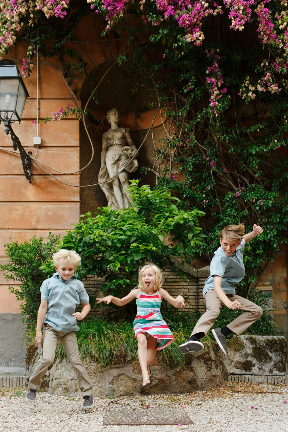 Family Vacation in Rome | Rome Vacation Photographer Flytographer