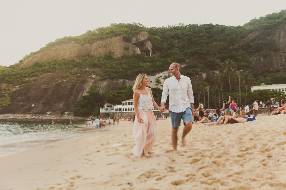 Romantic Couple' Vacation in Rio | Rio de Janeiro Vacation Photographer
