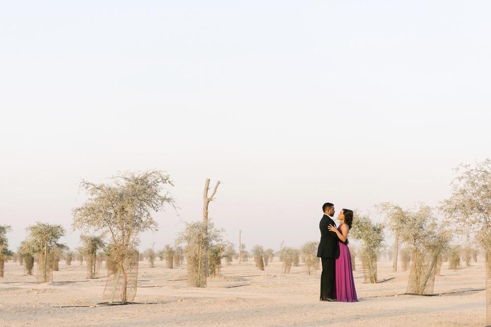 Romantic Couples Shoot in Dubai Desert | Dubai Vacation Photographer