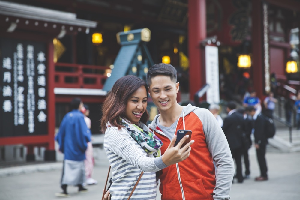 Couples Adveture Vacation Tokyo | Tokyo Vacation Photographer Flytographer