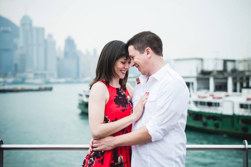 Flytographer vacation Photographer in Hong Kong - Keith