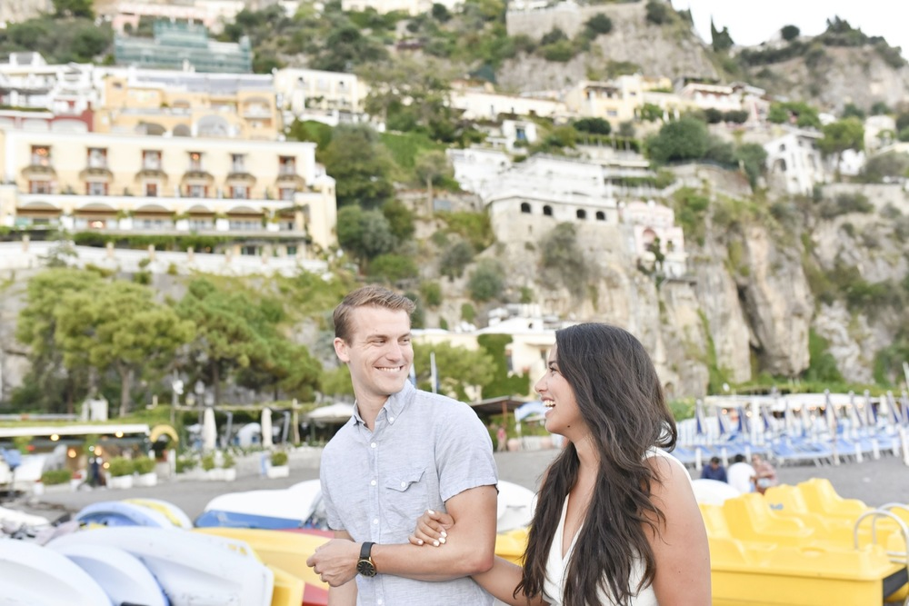 Italian Honeymoon in Amalfi | Amalfi Coast Vacation Photographer