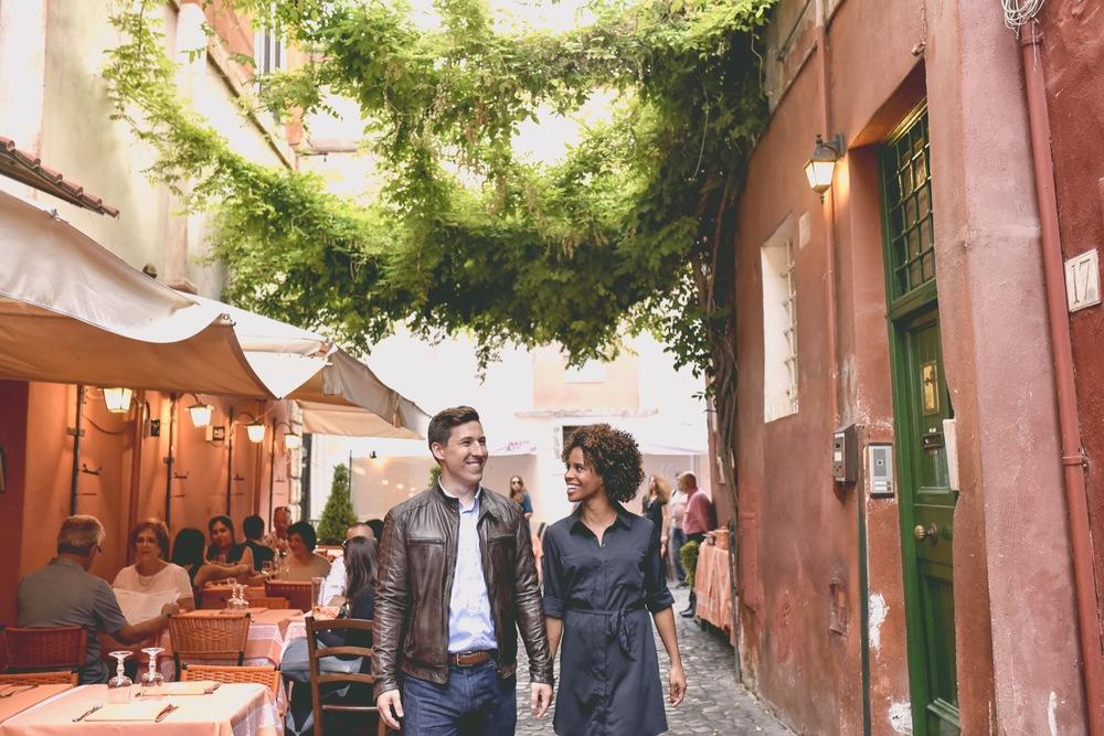 Italian Honeymoon in Rome | Rome Vacation Photographer