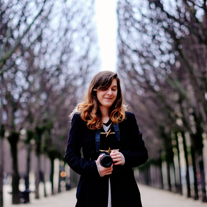 Your Vacation Photographer in Paris: Meet Mary