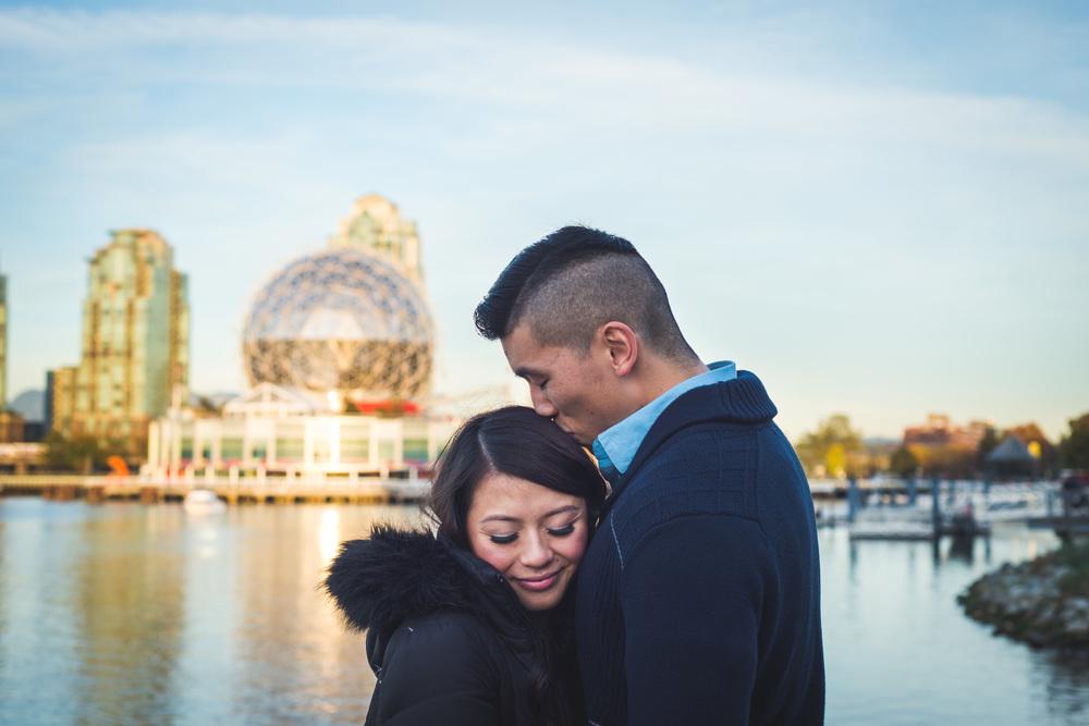 Flytographer: Katrina in Vancouver