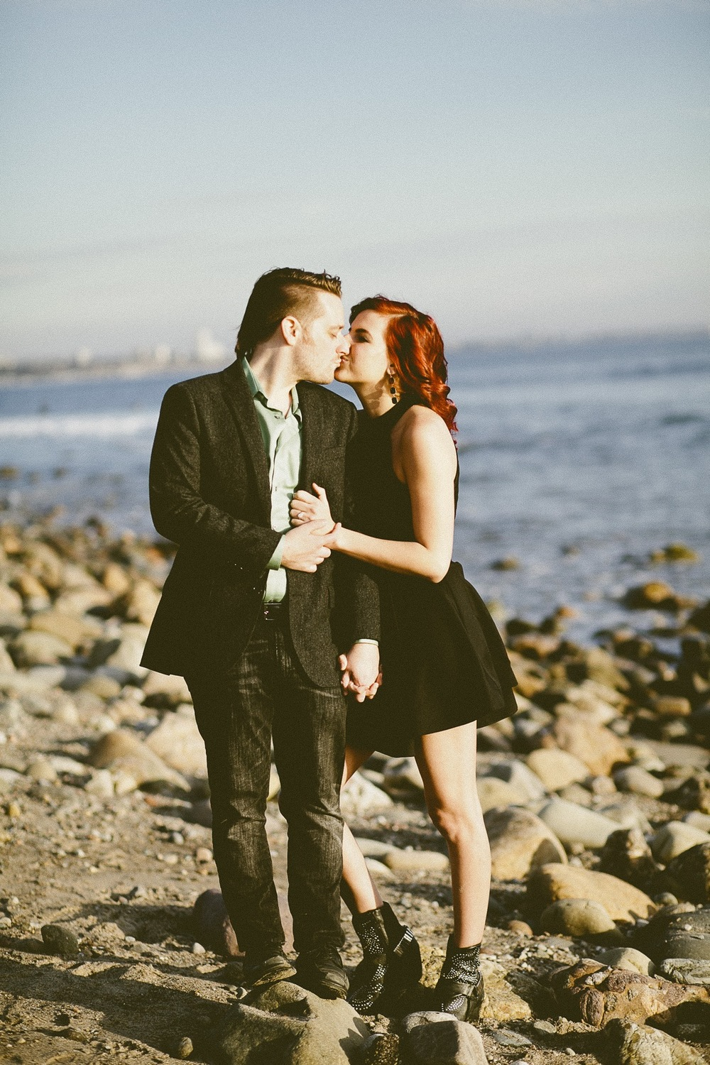 A Los Angeles Baqlcony Proposal | Los Angeles Proposal Photographer