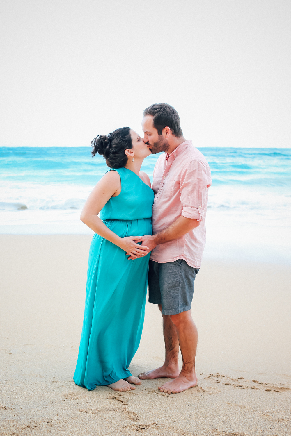 Family Babymoon in Maui | Maui Vacation Photographer