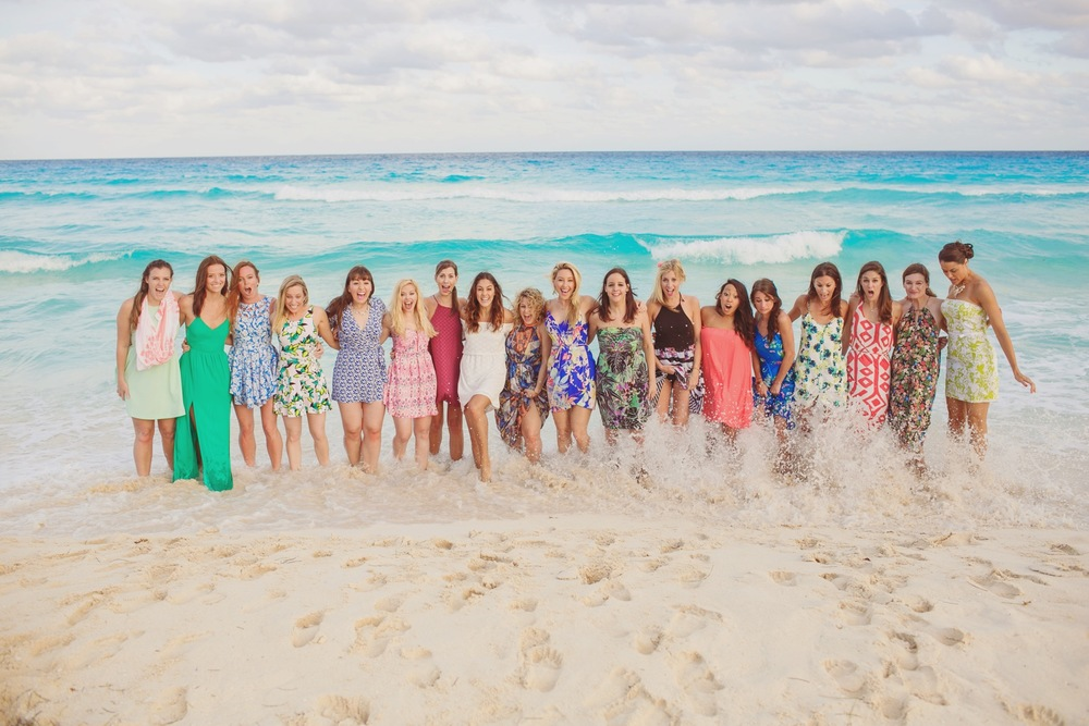 How She Bached - How He Aslked Founder Stacy Tasman's Bachelorette Shoot in Cancun! | Cancun Vacation Photographer