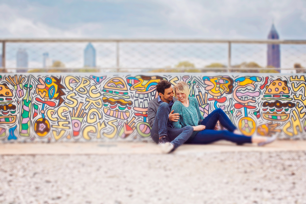 FLYTOGRAPHER Vacation Photographer in Atlanta - Natalie