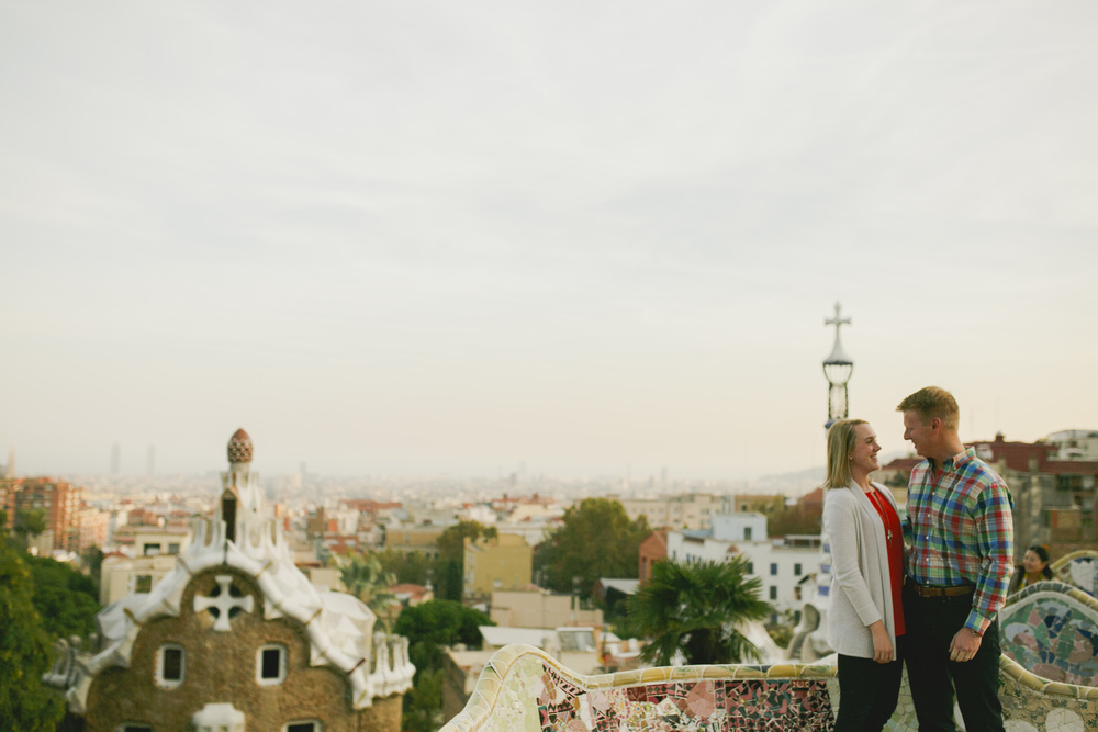 Flytographer: Orlando in Barcelona