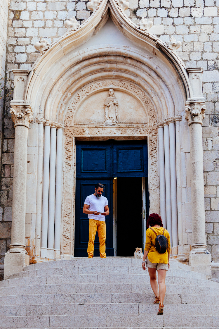 Top 10 Cruise Ship Port Cities: Dubrovnik | Flytographer Vacation Photographer
